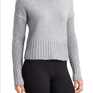 Athleta Derek Lam village chunky knit sweater